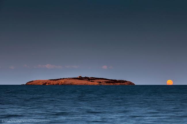 ostrov sveti ivan