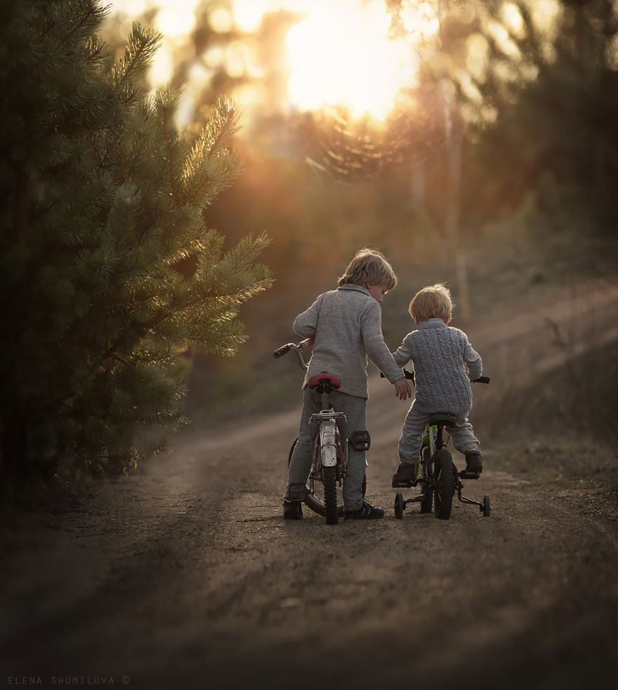 animal children photography elena shumilova 2 14