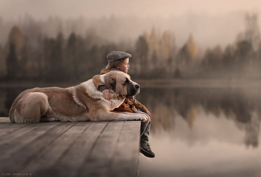 animal children photography elena shumilova 2 16