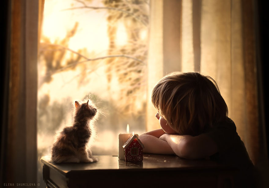 animal children photography elena shumilova 2 18