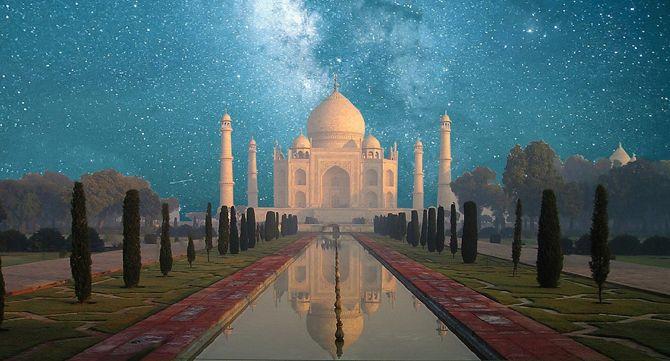 Легендата за храма на вечната любов