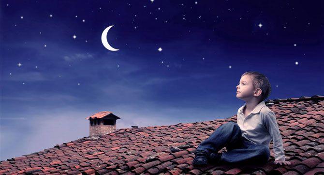 Научете детето си да мечтае и да вярва, че мечтите се сбъдват ...