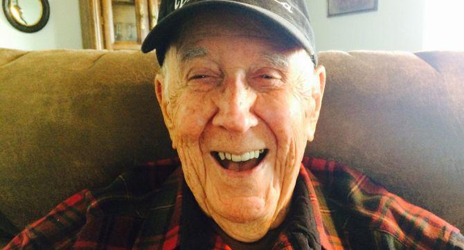 25 урока за живота от един 99-годишен дядо